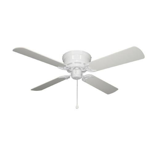 Harbor Breeze Builder Series Armory 42inch Ceiling Fan White 294968