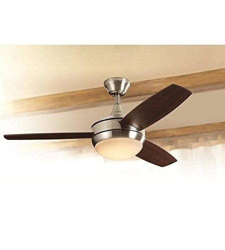 Harbor Breeze Beach Creek 44-inch Integrated LED Ceiling Fan