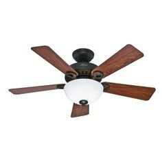 Bayou Creek 56-inch Oil-Rubbed Bronze Downrod Close Mount Fan