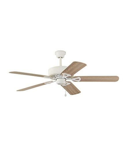 Harbor Breeze 52-inch White Classic Indoor Outdoor Ceiling Fan