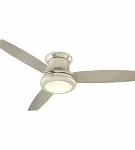 Harbor Breeze Sail Stream 52-inch Brushed Nickel Ceiling Fan