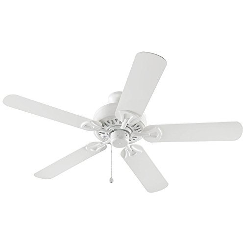 Harbor breeze 52 inch white classic indoor outdoor ceiling fan aloadofball Choice Image
