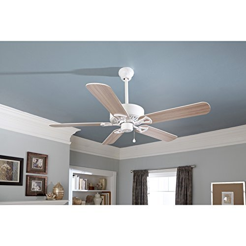 Harbor Breeze 52 Inch White Classic Indoor Outdoor Ceiling Fan