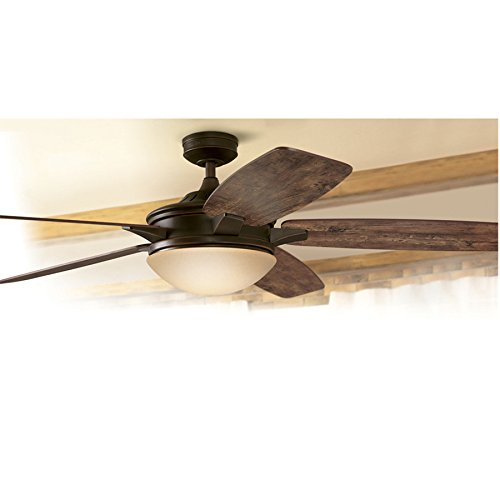 Harbor Breeze Kingsbury 70 Inch Oil Rubbed Bronze Indoor