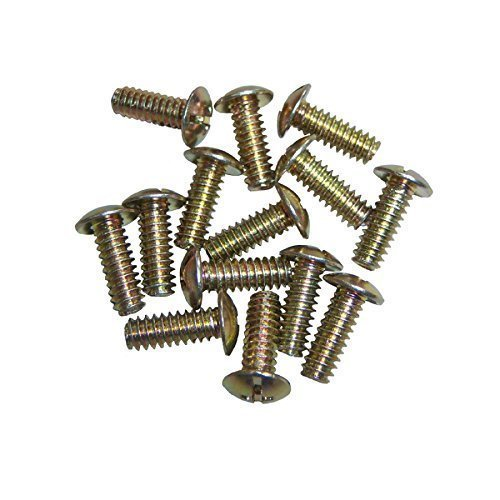 Harbor Breeze 15-Pack Brass Fan Blade Screws