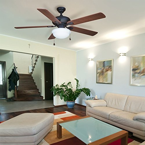 Caratuk River Ceiling Fan Harbor Breeze Caratuk River 52