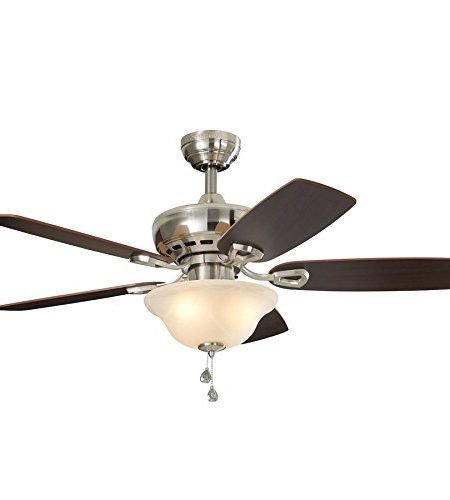 Harbor Breeze Sage Cove 44-inch Bronze Downrod Ceiling Fan