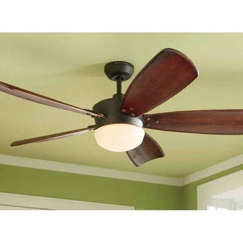 Harbor Breeze 60 Inch Saratoga Oil Rubbed Bronze Ceiling Fan