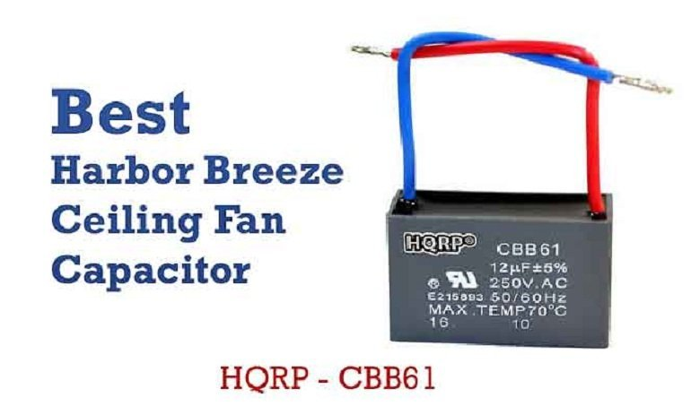 hunter ceiling fan capacitor 5 wire Archives - Harbor Breeze Outlet
