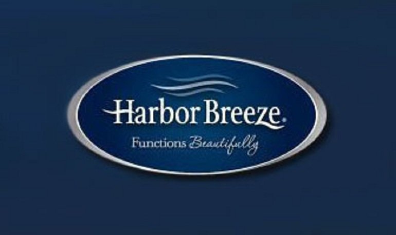 Harbor Breeze website